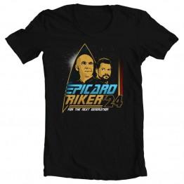 Picard Riker 2024 TNG