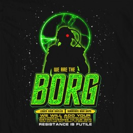 We Are The Borg
