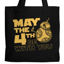 May the 4th BB8 Tote