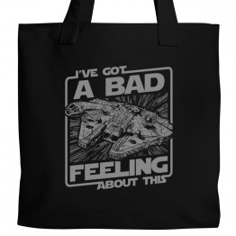Star Wars Bad Feeling Tote