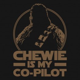 Chewie is My Co-Pilot