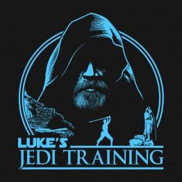 Luke's Jedi Training