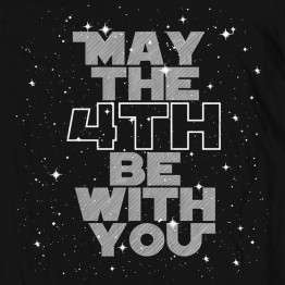 May the 4th Stars