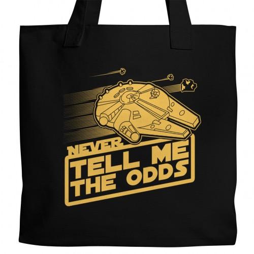 Han Solo Quote Tote