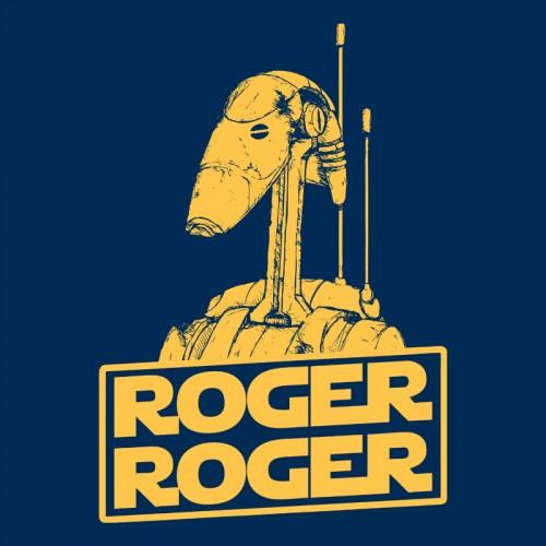 Star Wars Roger Roger