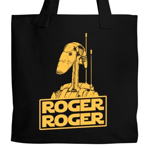 Star Wars Roger Roger Tote