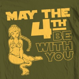 May the 4th Leia