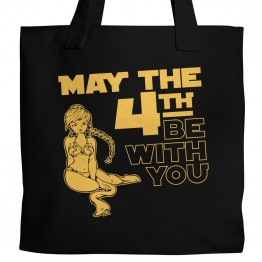 May the 4th Leia Tote