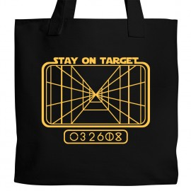 Stay on Target Tote