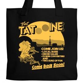 Visit Tatooine Tote