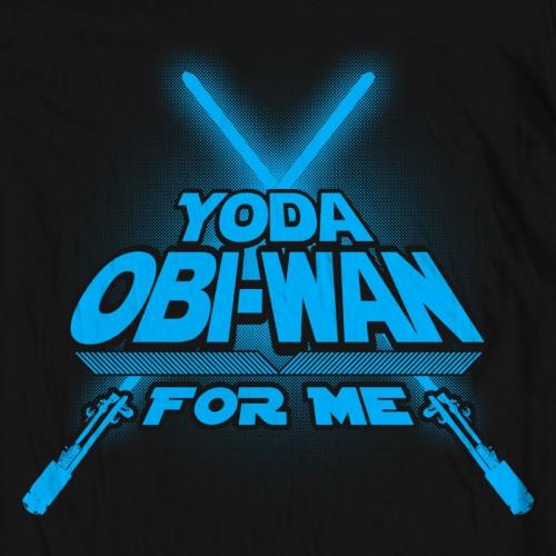 Yoda Obi-Wan For Me