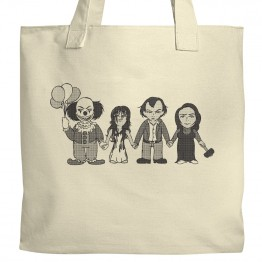 Stephen King Tote