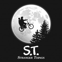 Stranger Things E.T.