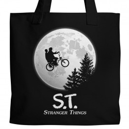 Stranger Things E.T. Tote