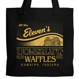 Eleven's Eggos Tote