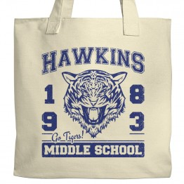 Hawkins Middle School Tote