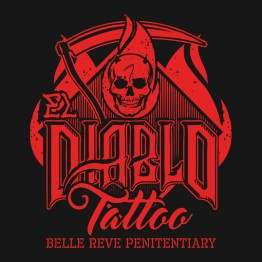 El Diablo Tattoo