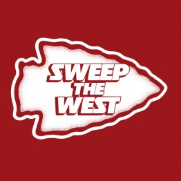 Chiefs Sweep the West