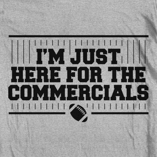 Just For The Commercials