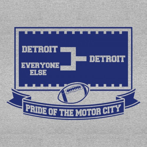 Detroit vs. Everyone Else