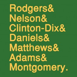 Packers Names