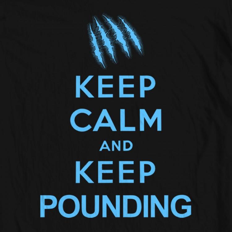 L Dogs Dota 2 Keep Calm Keep Poundin...