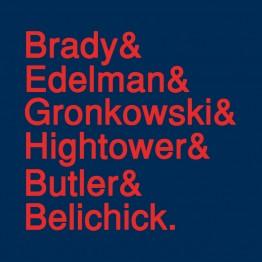 Patriots Names