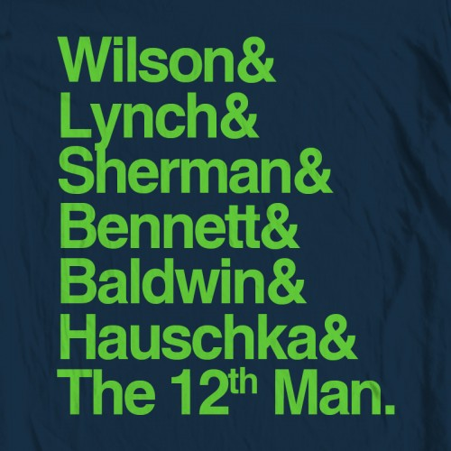 Seahawks Names