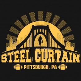 Pittsburgh Steel Curtain