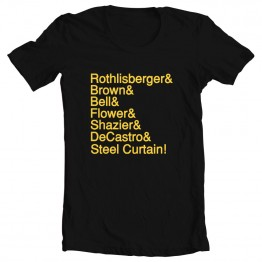 Steelers Names