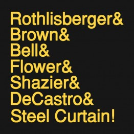 Steelers Names