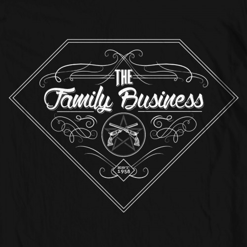 Supernatural Family Business