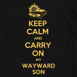Supernatural Keep Calm