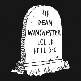 RIP Dean Winchester