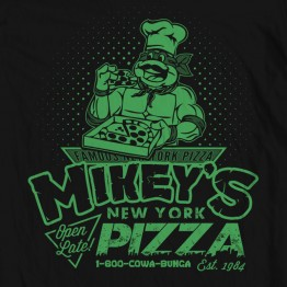 TMNT Mikey's Pizza