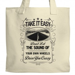 Eagles Take it Easy Tote
