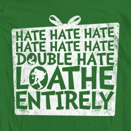 The Grinch Hate