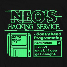Neo's Hacking Service