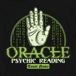 Oracle Psychic Reading