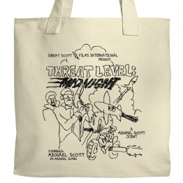 Threat Level Midnight Tote