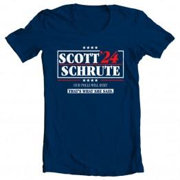 Scott Schrute for Prez