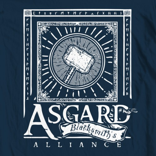 Asgard Blacksmith's Alliance