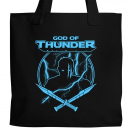 God of Thunder Tote