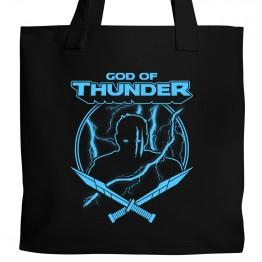 God of Thunder Tote