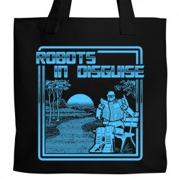 Robots in Disguise Tote