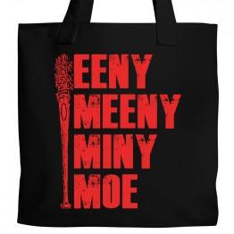 Walking Dead Eeny Meeny Tote