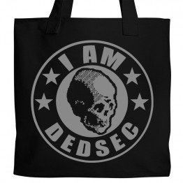 Watch Dogs DedSec Tote
