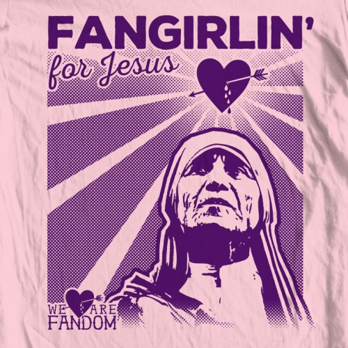 Fangirlin' For Jesus