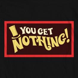 Wanka Bar You Get Nothing