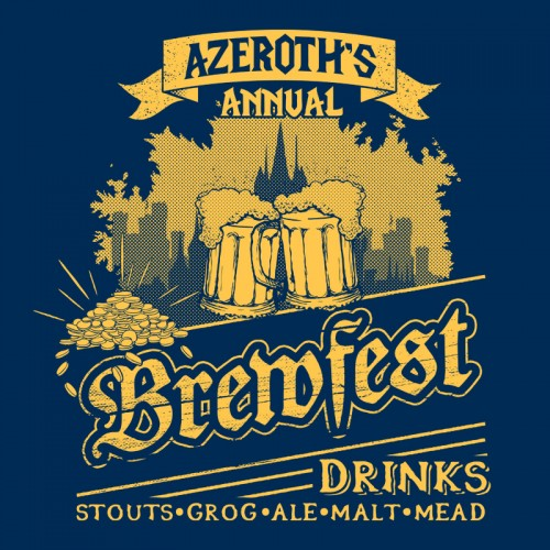 Azeroth Brewfest
